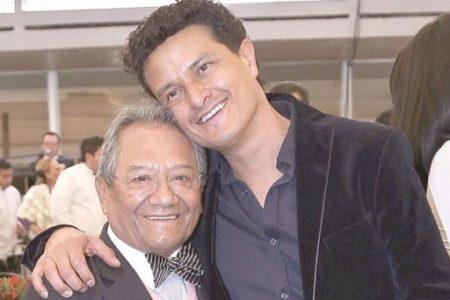 JP Manzanero lamenta que su padre haya muerto por irse de fiesta