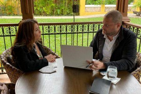 Myrna Karina Pérez buscará a candidatura del PVEM a la alcaldía de Mérida