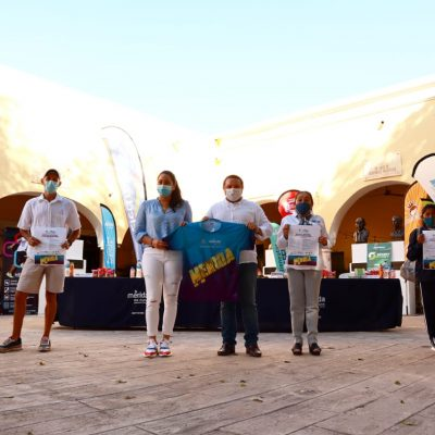 Festival atlético virtual formará parte de los festejos del aniversario de Mérida