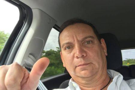 Renuncia al PRI Mario Peniche: el partido ya no me representa, dice