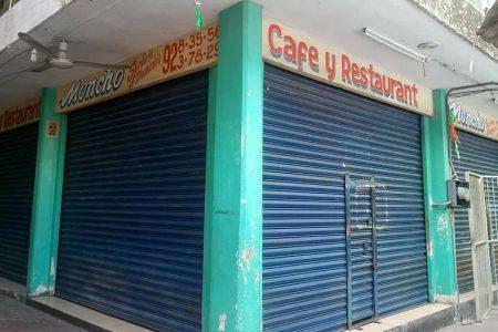 Sucumbe a la crisis de Covid-19 el popular café Moncho del Bazar García Rejón