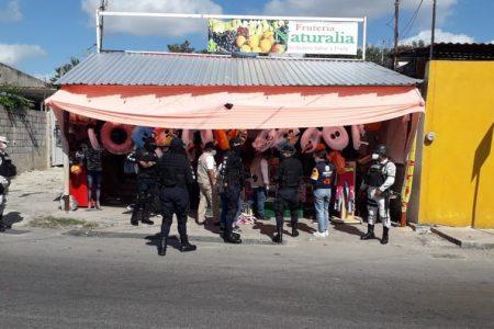 Vigilan que las bombitas no hagan 'pum' en puestos de Mérida