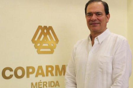 Reeligen a Fernando Ponce Díaz como presidente de Coparmex Mérida