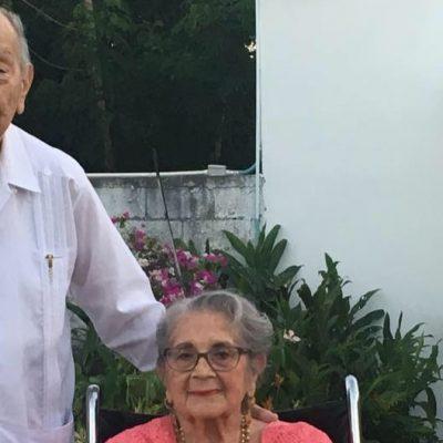 Fallece el abogado Renán Solís Avilés, decano de la política en Yucatán