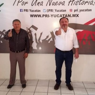 Rumbo al 2021, el PRI Yucatán 'desempolva' viejos liderazgos
