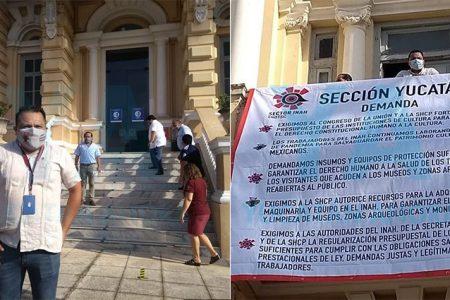 Otro cierre de las zonas arqueológicas: ahora por problemas con el sindicato