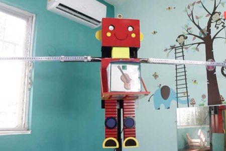 Con Toi Robot, creado por manos locales, yucatecos mejoran su psicomotricidad
