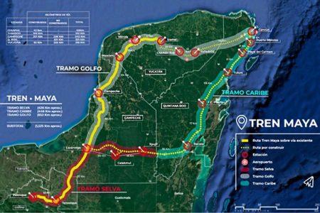 Revés al Tren Maya: juez suspende indefinidamente las obras en Campeche