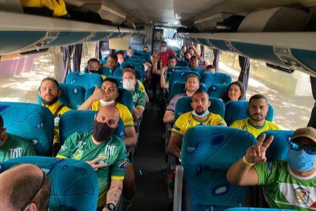 Yucatecos tricolores avanzan a la final de la Copa América de Fut7