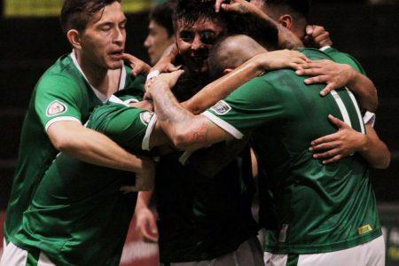 Yucatecos y el Tri se quedan con el segundo lugar de la Copa América de Fut7