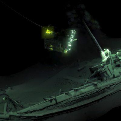 En 2021 turistas podrán visitar barco hundido que traficaba esclavos mayas