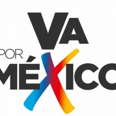 PRI, PAN y PRD acuerdan alianza 'Va por México'