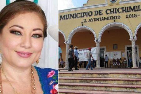 Karina Pacheco Jiménez, alza la mano para la alcaldía de Chichimilá, por el PAN