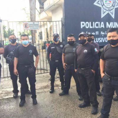 Alcalde de Chichimilá adeuda hasta hoy aguinaldos a policías municipales