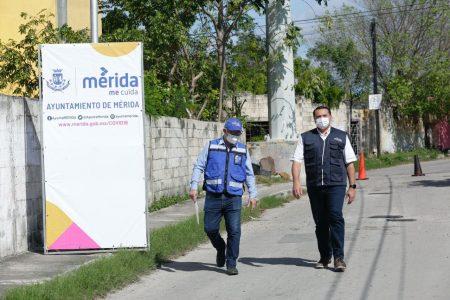Recuperar el buen estado de las calles, prioridad del Ayuntamiento de Mérida