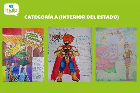 Reconocen a pequeños ganadores del 13 Concurso de Dibujo Infantil