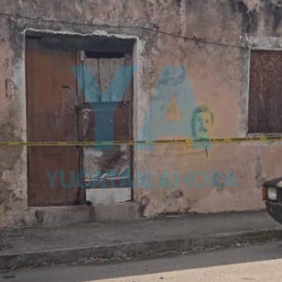 Encuentran sin vida a un hombre de 78 años en casa del centro de Mérida