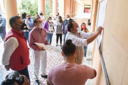 Emite el PRI Yucatán sus convocatorias para alcaldías y diputaciones locales
