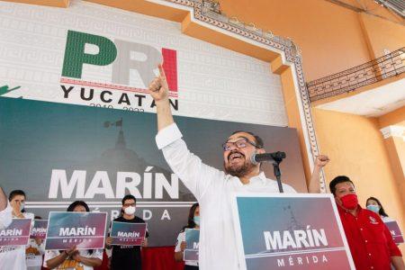 Vamos a devolverle Mérida a los meridanos: Jorge Carlos Ramírez Marín