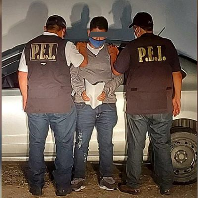 Detienen a segundo asaltante de una gasolinera en Hunucmá