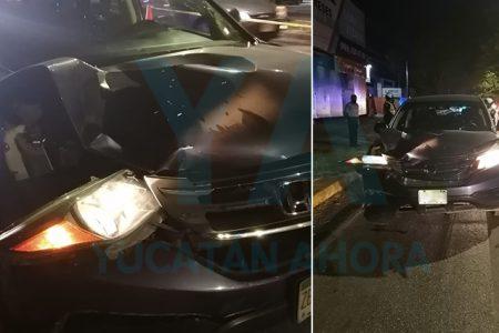 Atropellan a mujer de 70 años que intentó cruzar la avenida Itzaes