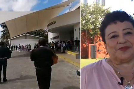 Fallece Leydi Cupul Perera, Jefa de Enfermeras del O'horán