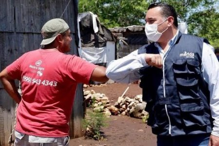 Mérida, con gobierno humanista, sensible y cercano a la gente: Renán Barrera