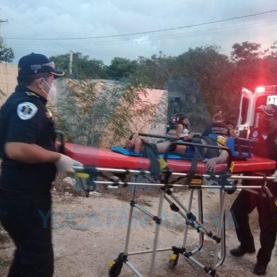 Niño de cinco años cae a un pozo; lo rescata heroico vecino