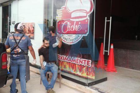 Explota el horno de un restaurante en el norte de Mérida: un lesionado