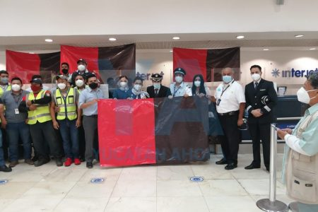 Estalla la huelga de Interjet en el aeropuerto de Mérida