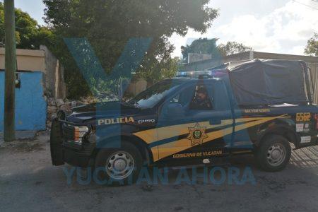 Encuentran muerto en un terreno baldío a un vecino de Chuburná de Hidalgo