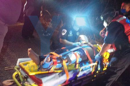 Choque de motos: un muerto y dos lesionados