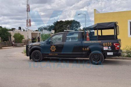 Matan de un disparo a un vecino en el fraccionamiento Dzoyolá