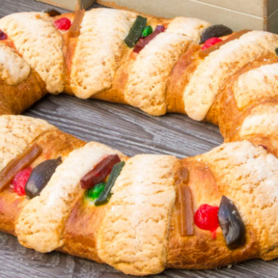 Ya solo falta la Rosca de Reyes para iniciar la dieta