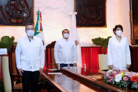 Renán Barrera destaca el empoderamiento y la lucha de las mujeres en Mérida