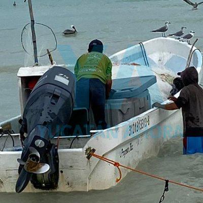 No estaban extraviados, se quedaron a pescar un día más