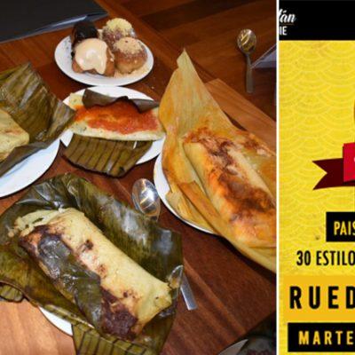 Venezuela traerá su gastronomía a Yucatán en la 4ta Feria Nacional del Tamal