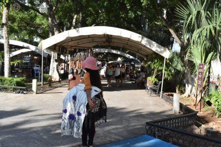 Reiteran el NO a vendedores de botanas y antojitos de Mérida en Domingo
