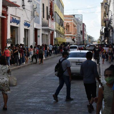 Hoy reportan 11 fallecidos y 92 contagios de Covid-19 en Yucatán