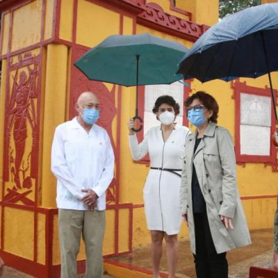 Yucatán conmemora el 97 aniversario luctuoso de Felipe Carrillo Puerto