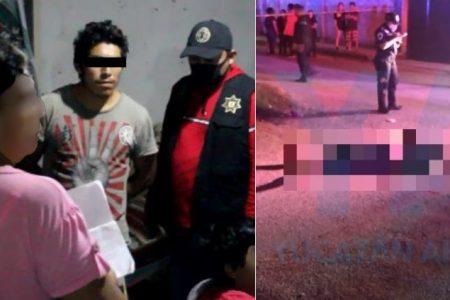 Lo detienen por homicidio del 31 de diciembre en Kanasín