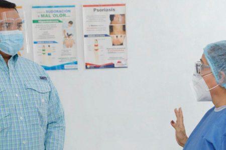 El Ayuntamiento realiza trabajo arduo, humano y sensible en la salud