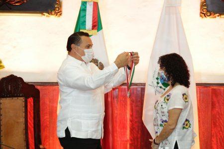 El teatro regional yucateco se hace con manos y voces del pueblo: Andrea Herrera
