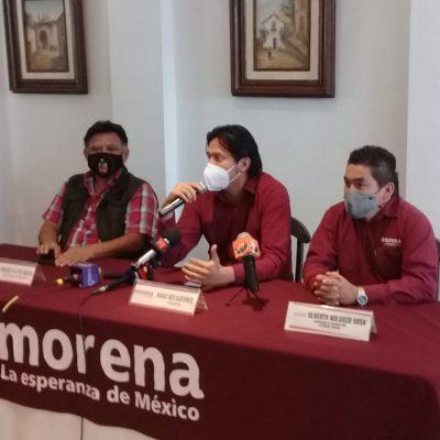 Morena Yucatán publicará mañana sus convocatorias para alcaldes y diputados locales