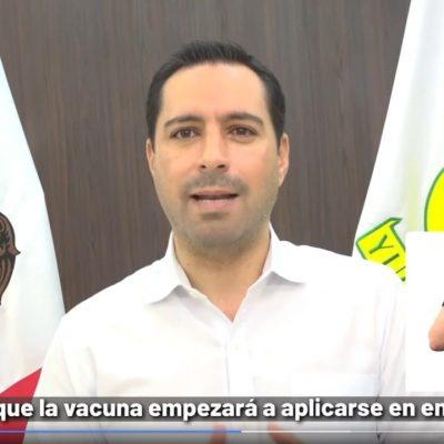 Mauricio Vila pide evitar la movilidad innecesaria para no volver al semáforo rojo