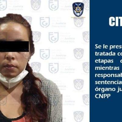 Detienen en Yucatán a mujer acusada de fraude en CDMX