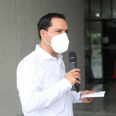 Mauricio Vila planea destinar 80 millones de pesos para comprar vacunas