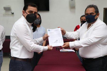 El PAN Yucatán entrega al IEPAC su Plataforma Electoral de 2021