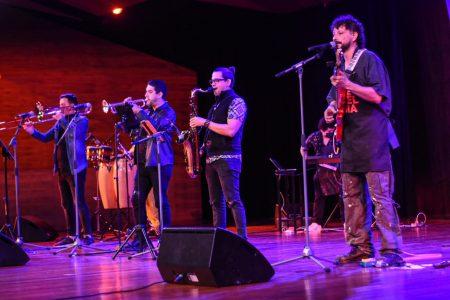 Cautivan en el Mérida Fest 2021 música y danzas hechas durante el confinamiento