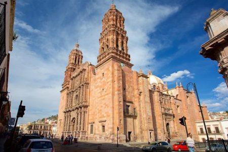 Zacate, mina, cerro, chalupa y buenas con Zacatecas